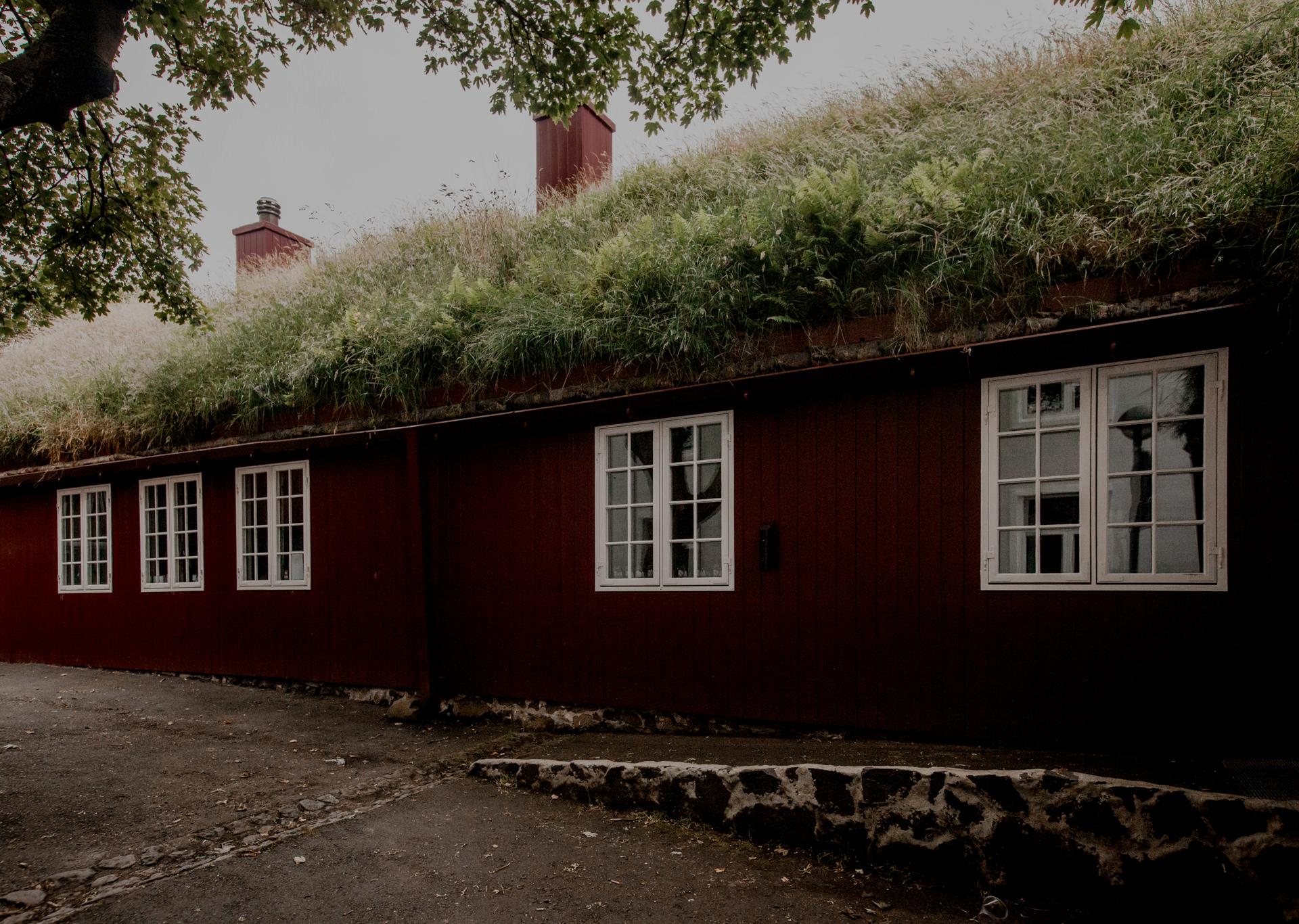 Wyspy Owcze - airbnb