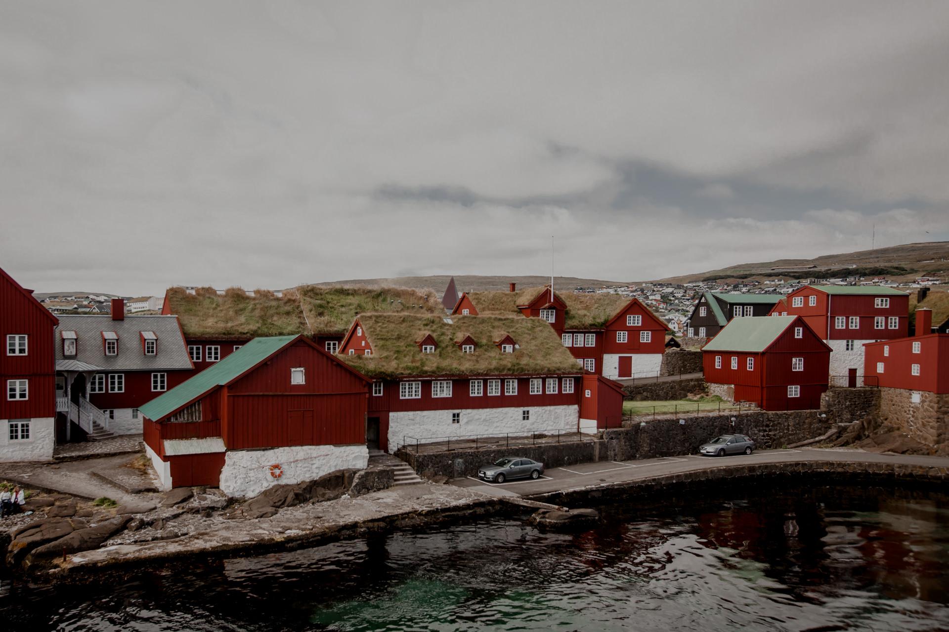 Wyspy Owcze - noclegi