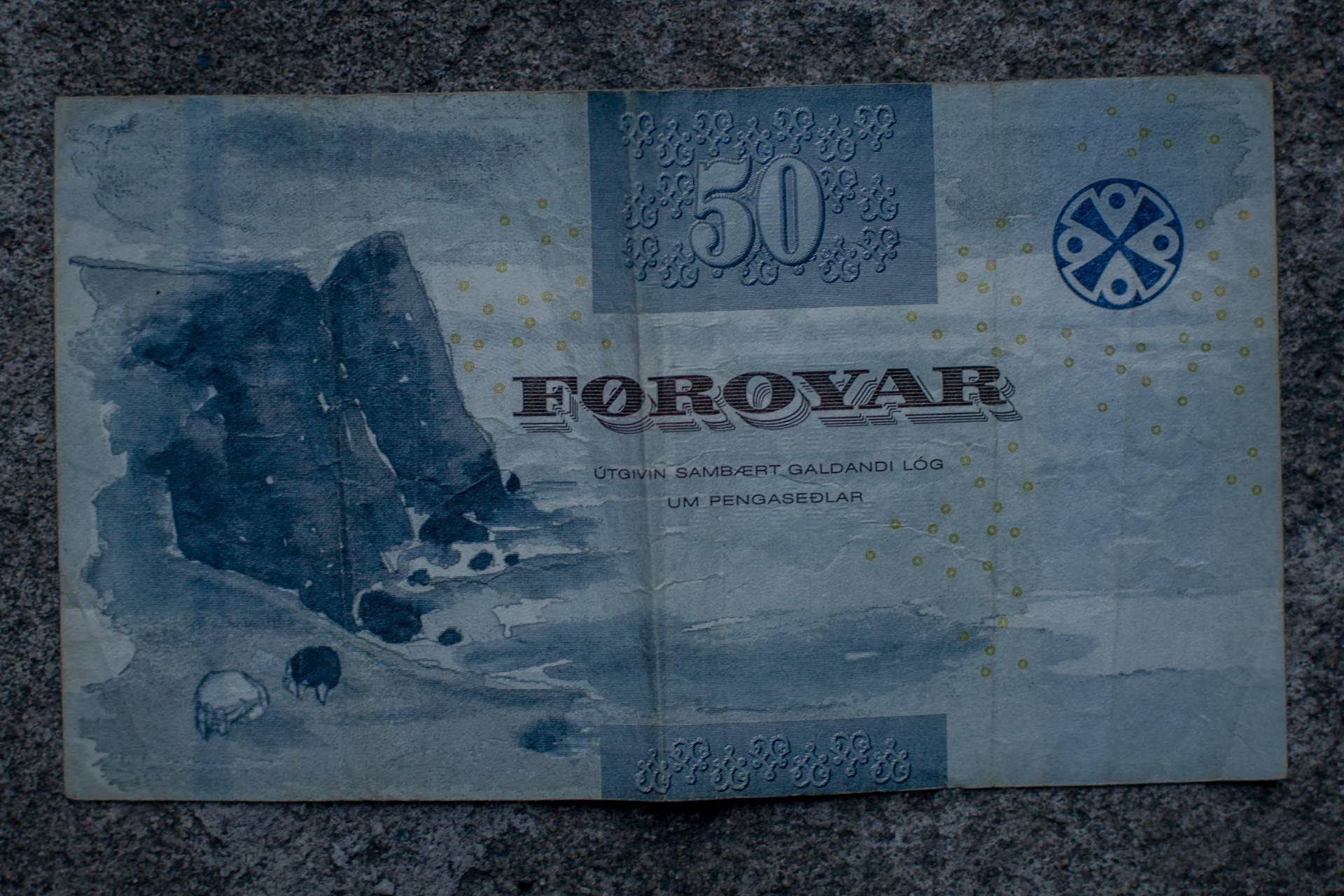 Waluta, korona Wysp Owczych