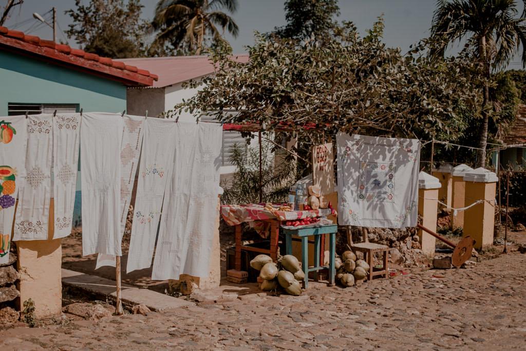 Kuba - dolina cukrowa, niewolnicy