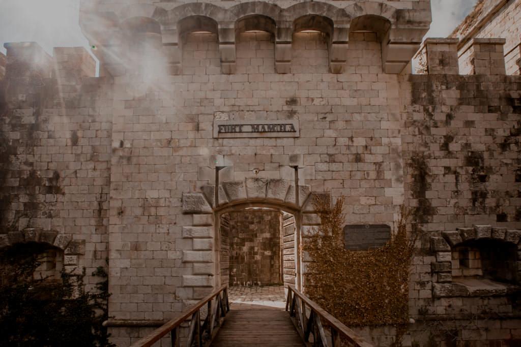 Boka Kotorska - Isla Mamula