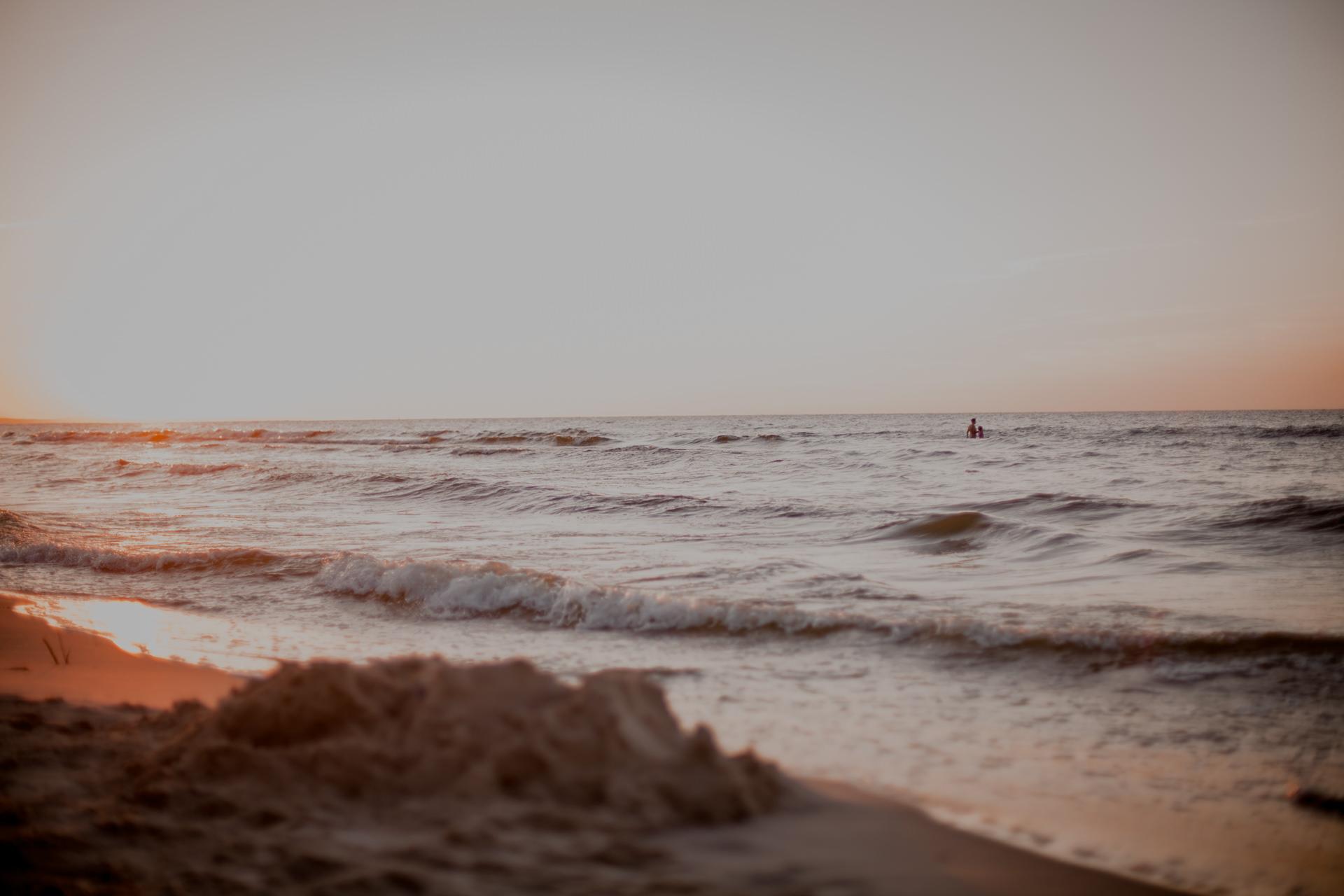 Junoszyno - plaża, informacje