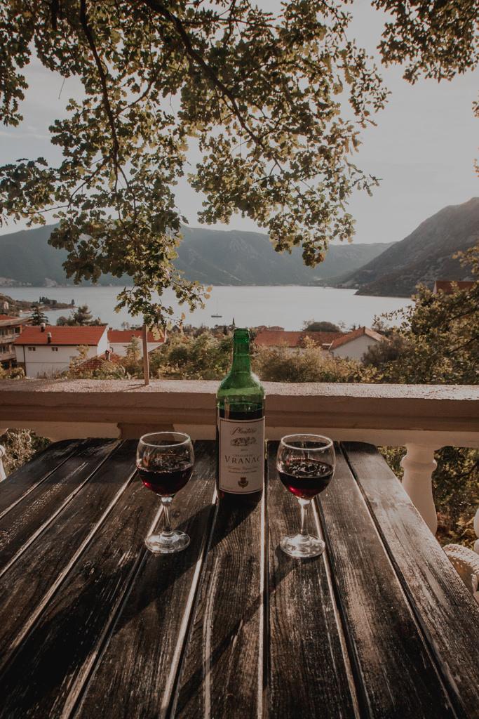 Boka Kotorska restauracje