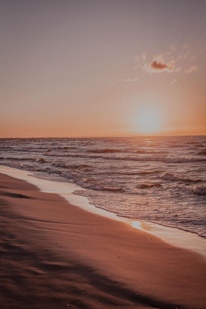 Junoszyno - spokojna miejscowość nad Morzem Bałtyckim