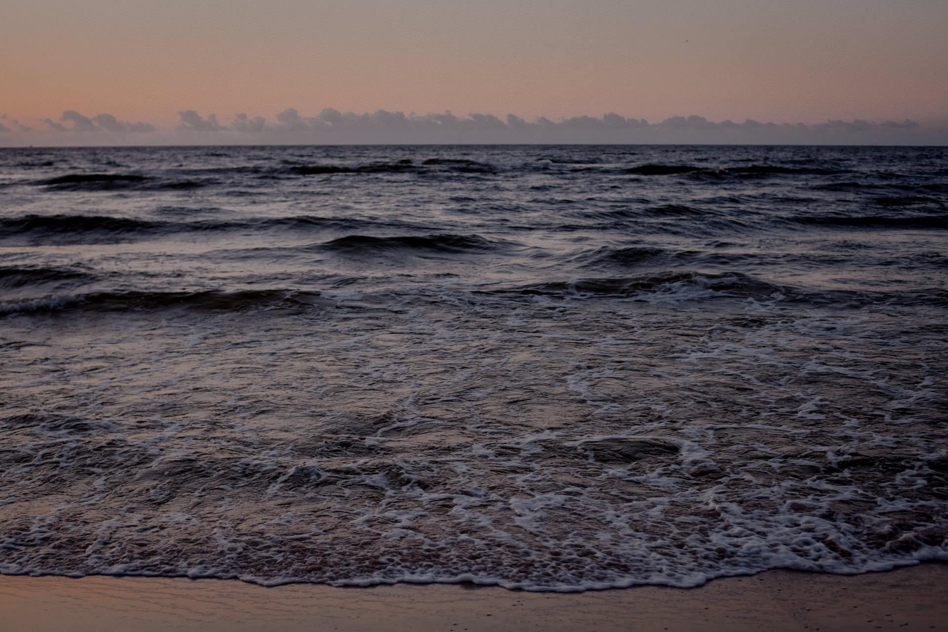 Spokojne miejsce nad morzem