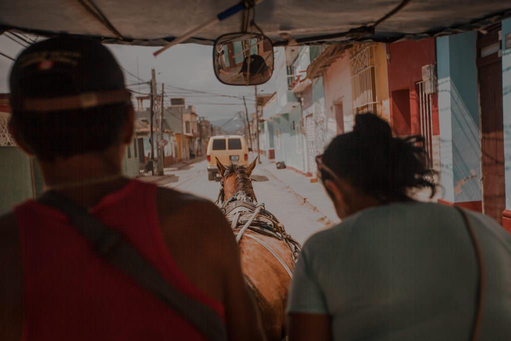 Trinidad - konne taxi