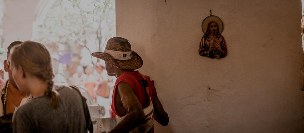 Trinidad - świątynia