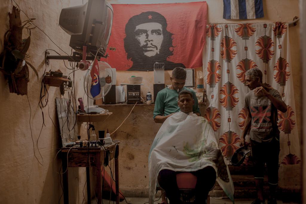 Trinidad - fryzjer