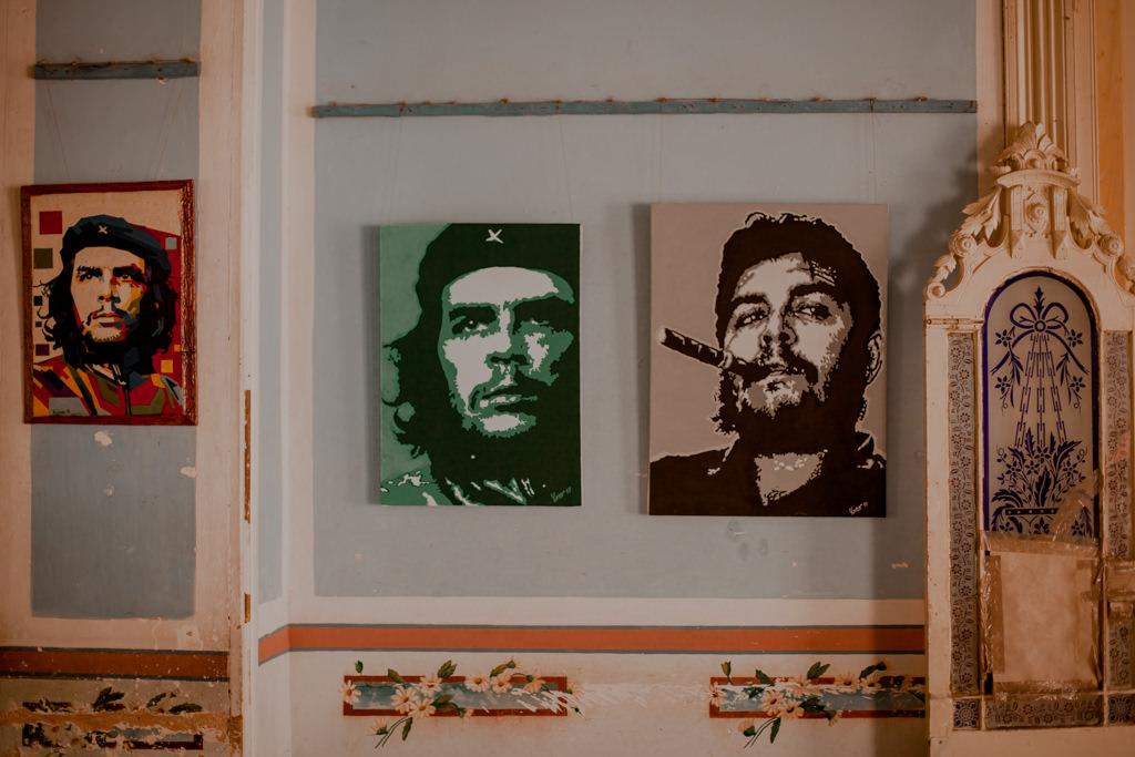 Trinidad - Che Guevara