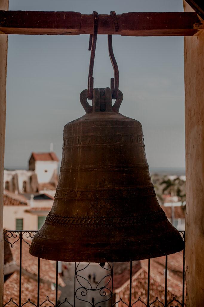 Trinidad - dzwonnica