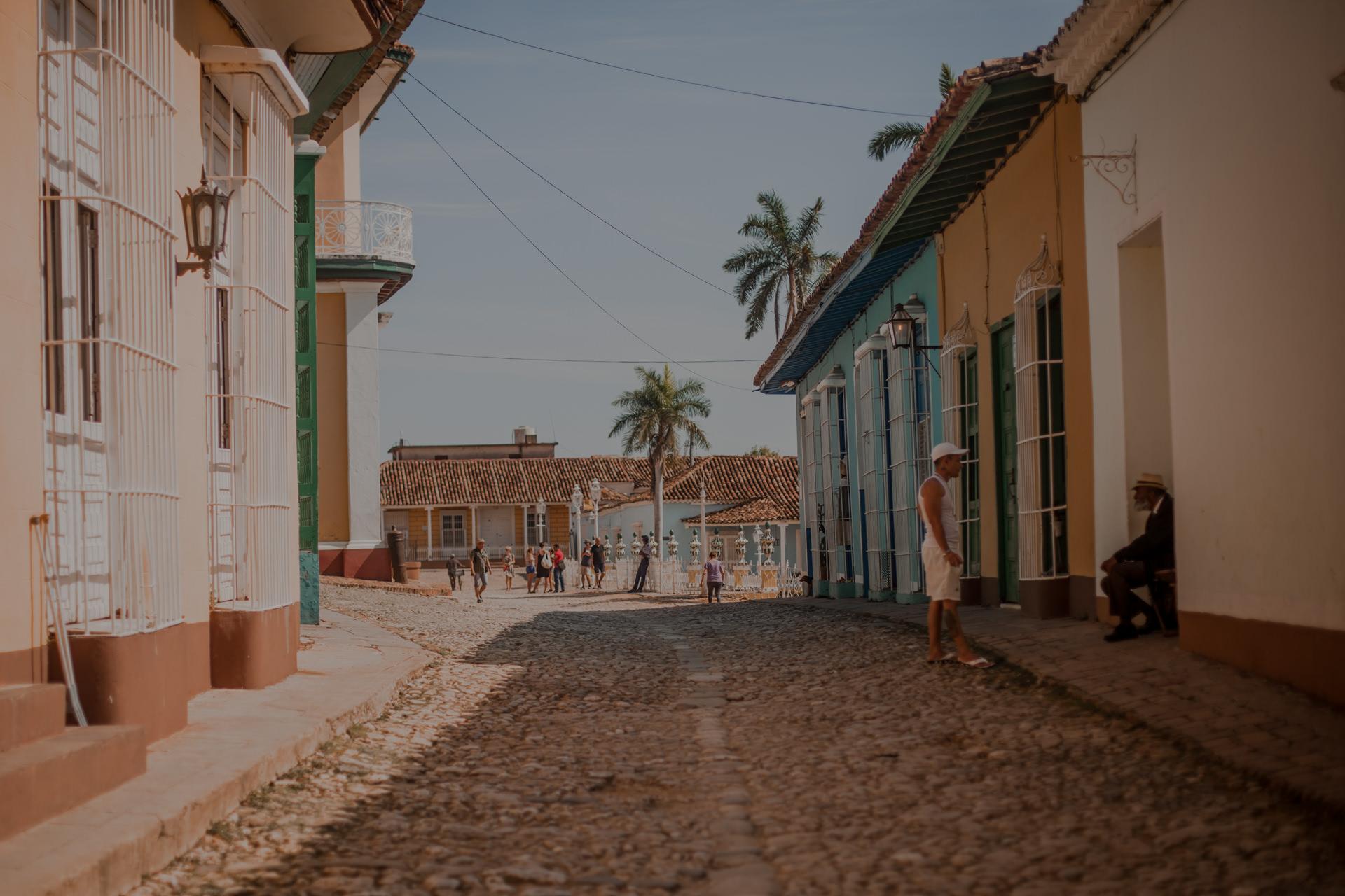 Trinidad - miasto na Kubie
