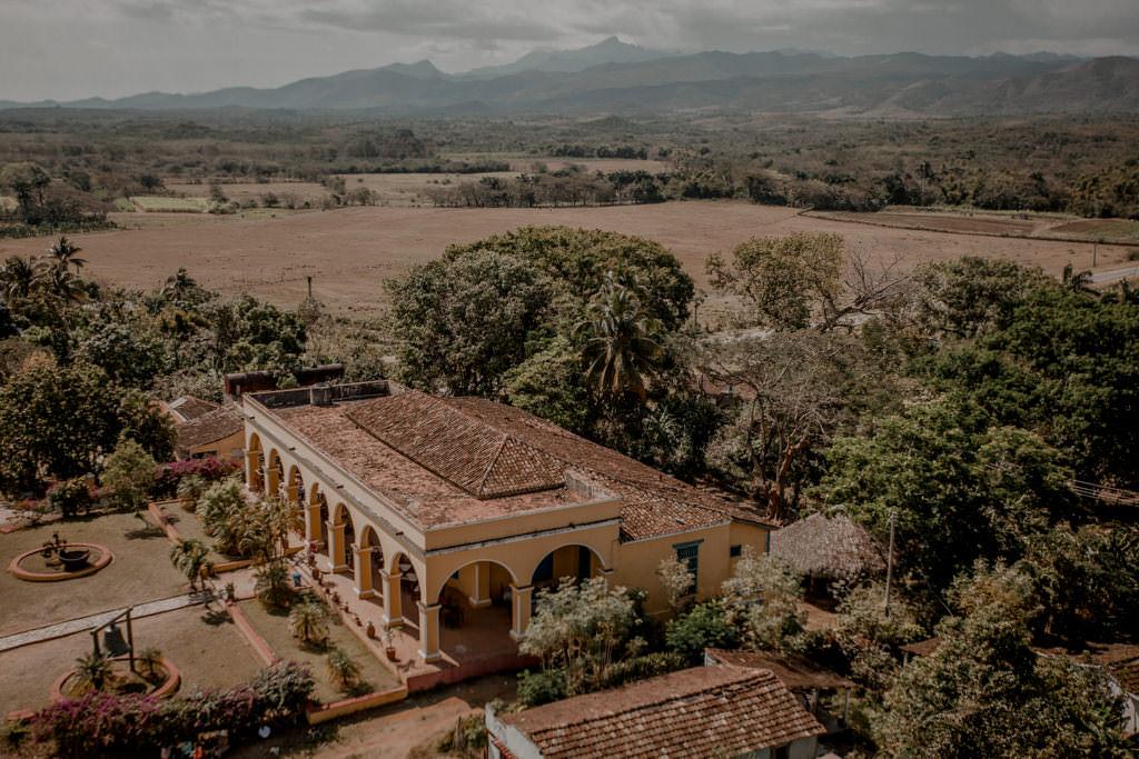 Manaca Iznaga koło Trinidadu