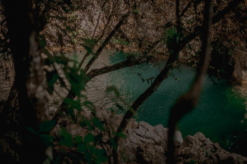 Trinidad Salto del Caburní - wodospad
