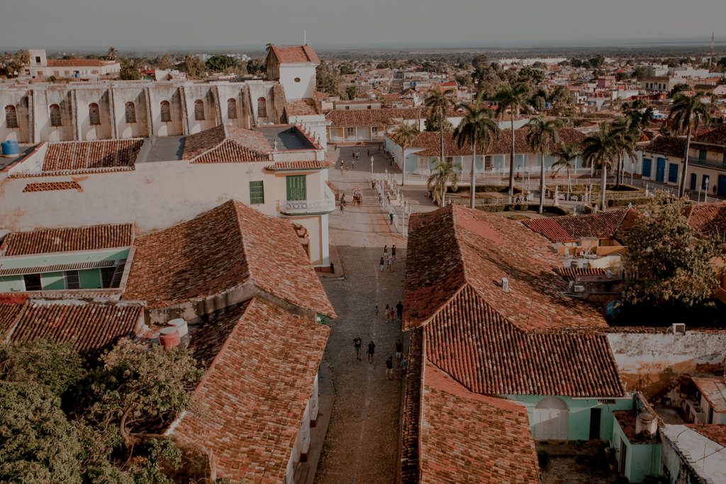 Trinidad - przepiękne miasto