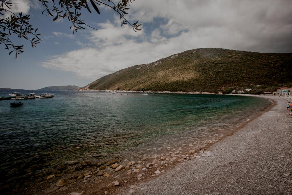Boka Kotorska - plaże