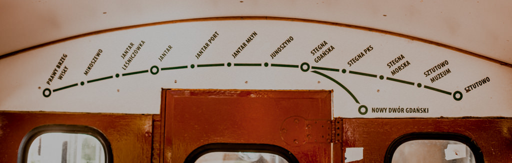 Żuławska Kolej Dojazdowa - informacje, rozkład jazdy