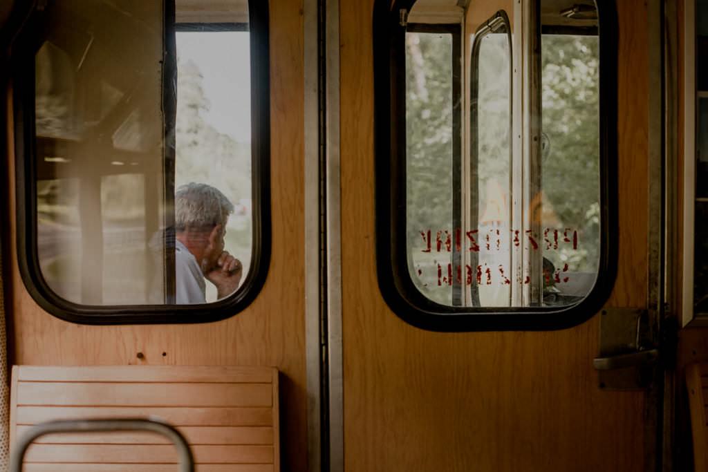 Żuławska Kolej Dojazdowa - wąskotorowa