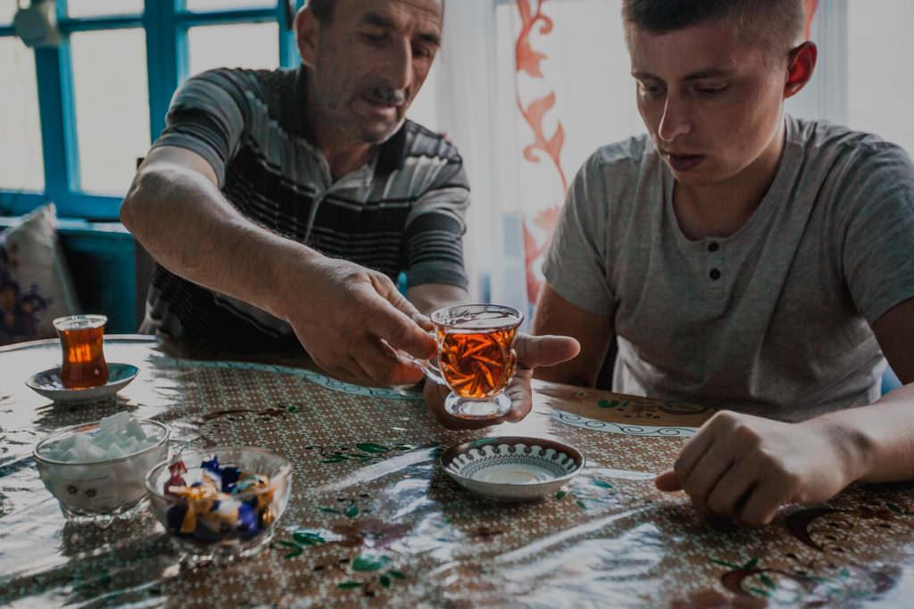 Azerbejdżan Hinalug - noclegi, informacje praktyczne - blog podróżniczy