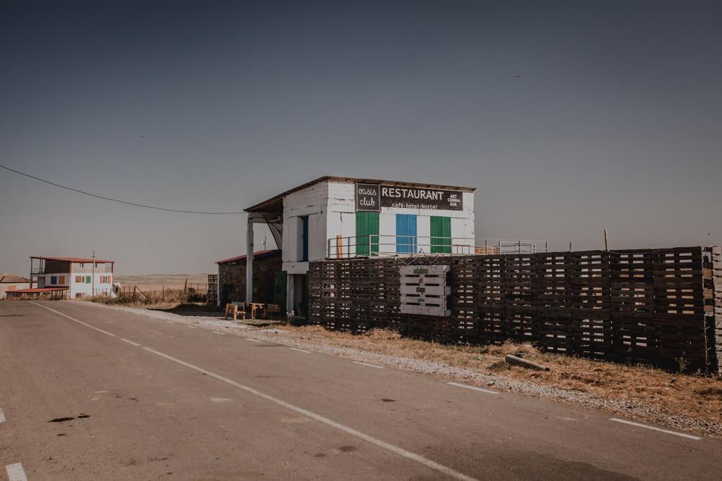 Udabno - Oasis