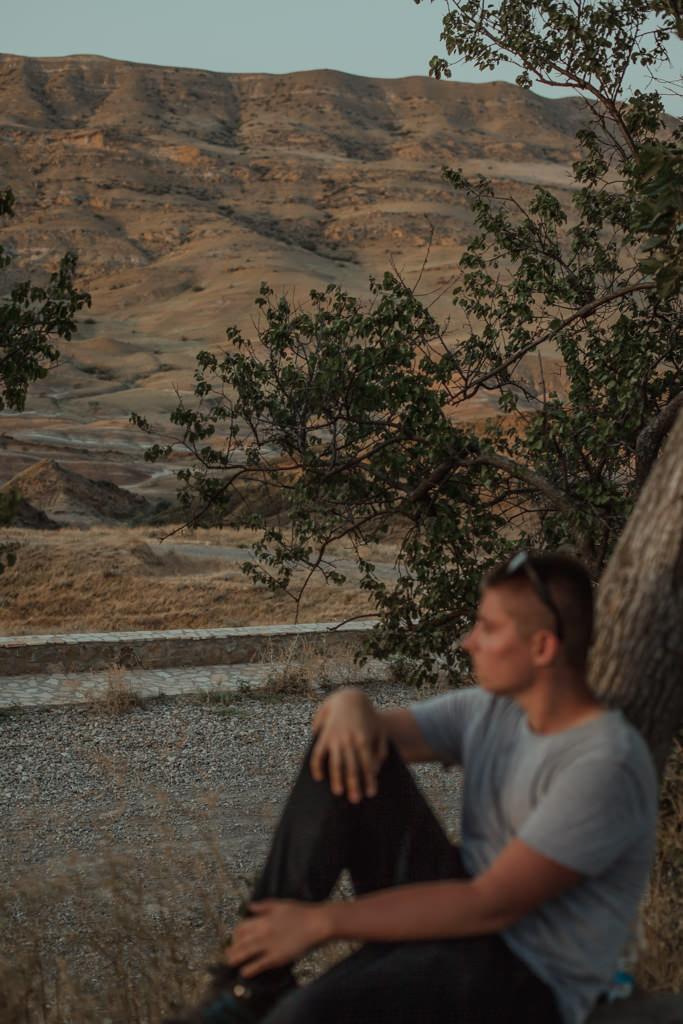 Dawid Garedża Gruzja. Tajemnicze miejsca na świecie