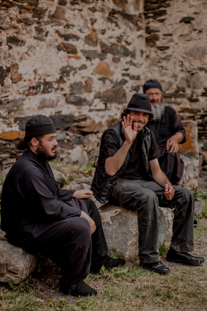 Atrakcje Gruzji. Ushguli i Mestia, gościnność Gruzinów