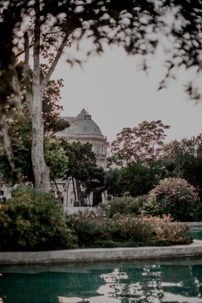 Stolica Azerbejdżanu, Baku, zdjęcia