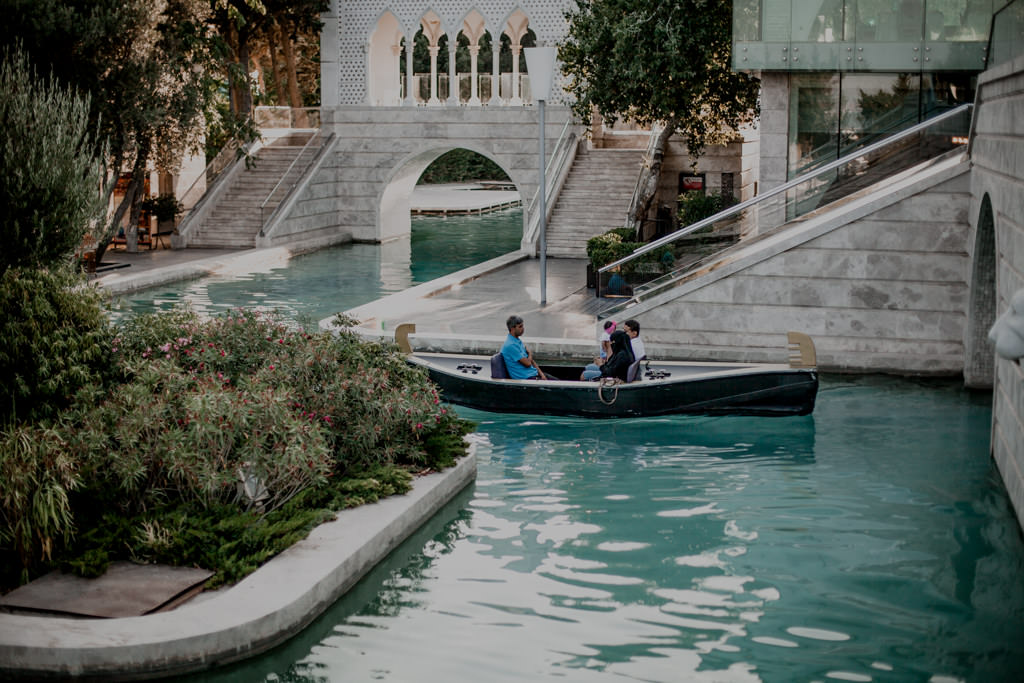 Wenecja w Baku