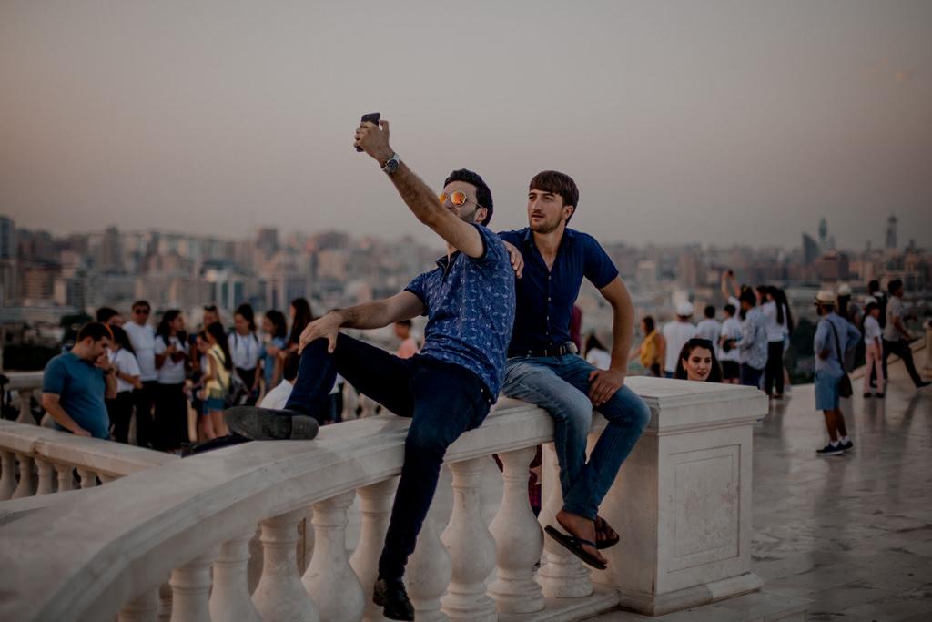 Baku - stolica Azerbejdżanu