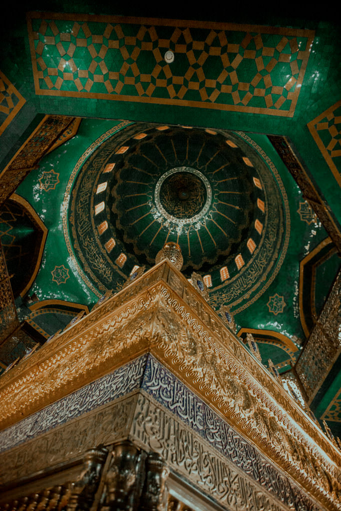 Przepiękne meczety - zdjęcia