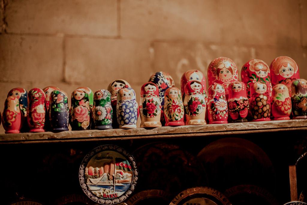 Baku - zakupy, ceny