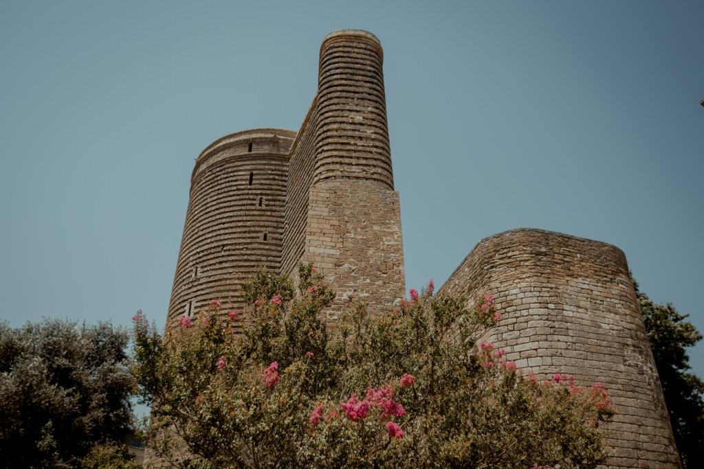 Dziewicza Baszta - Baku