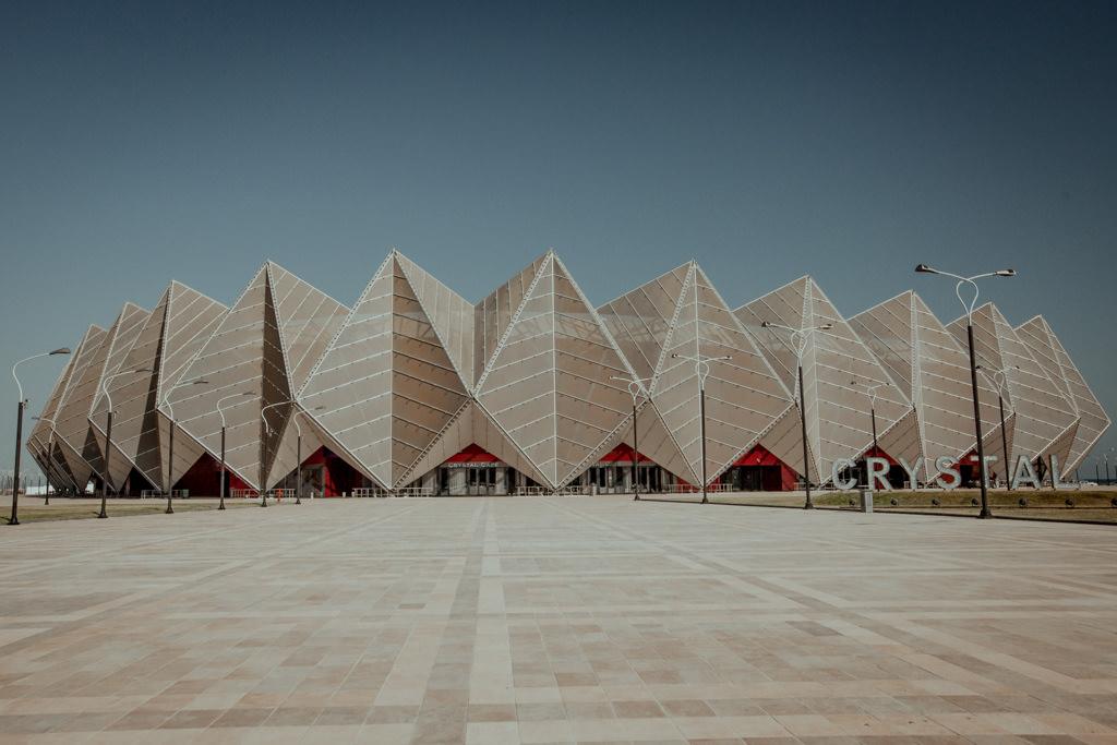 Baku - hala koncertowa