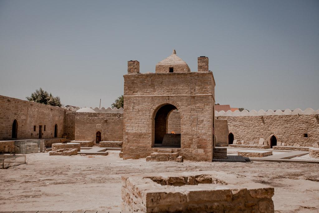 Ateszgah w Baku