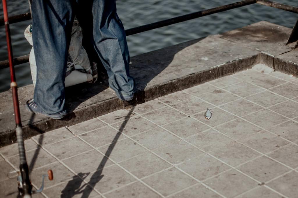 Baku street photo
