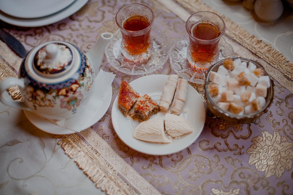 Baku herbata