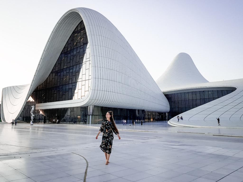 Baku - Hejdar Alijew