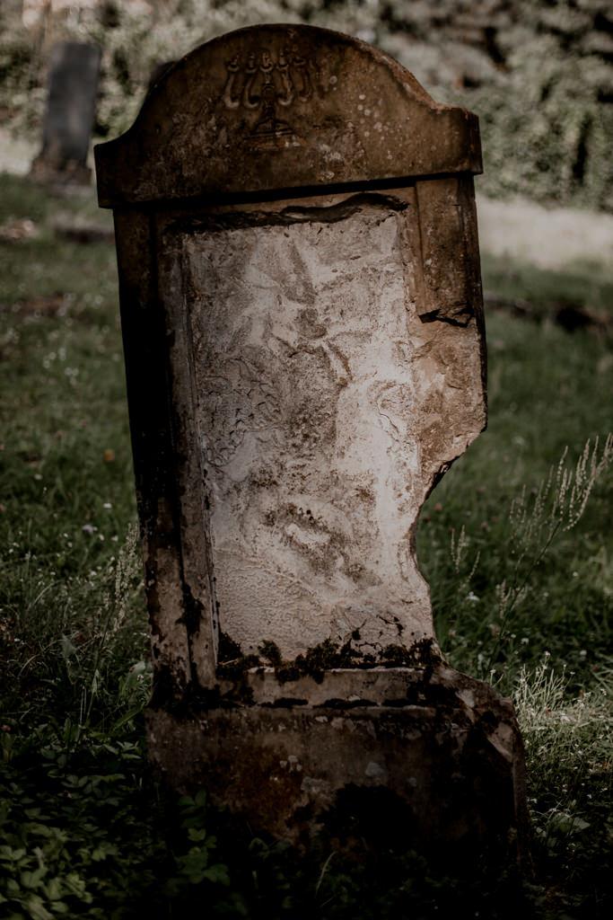 Puszcza Niepołomicka cmentarz żydowski