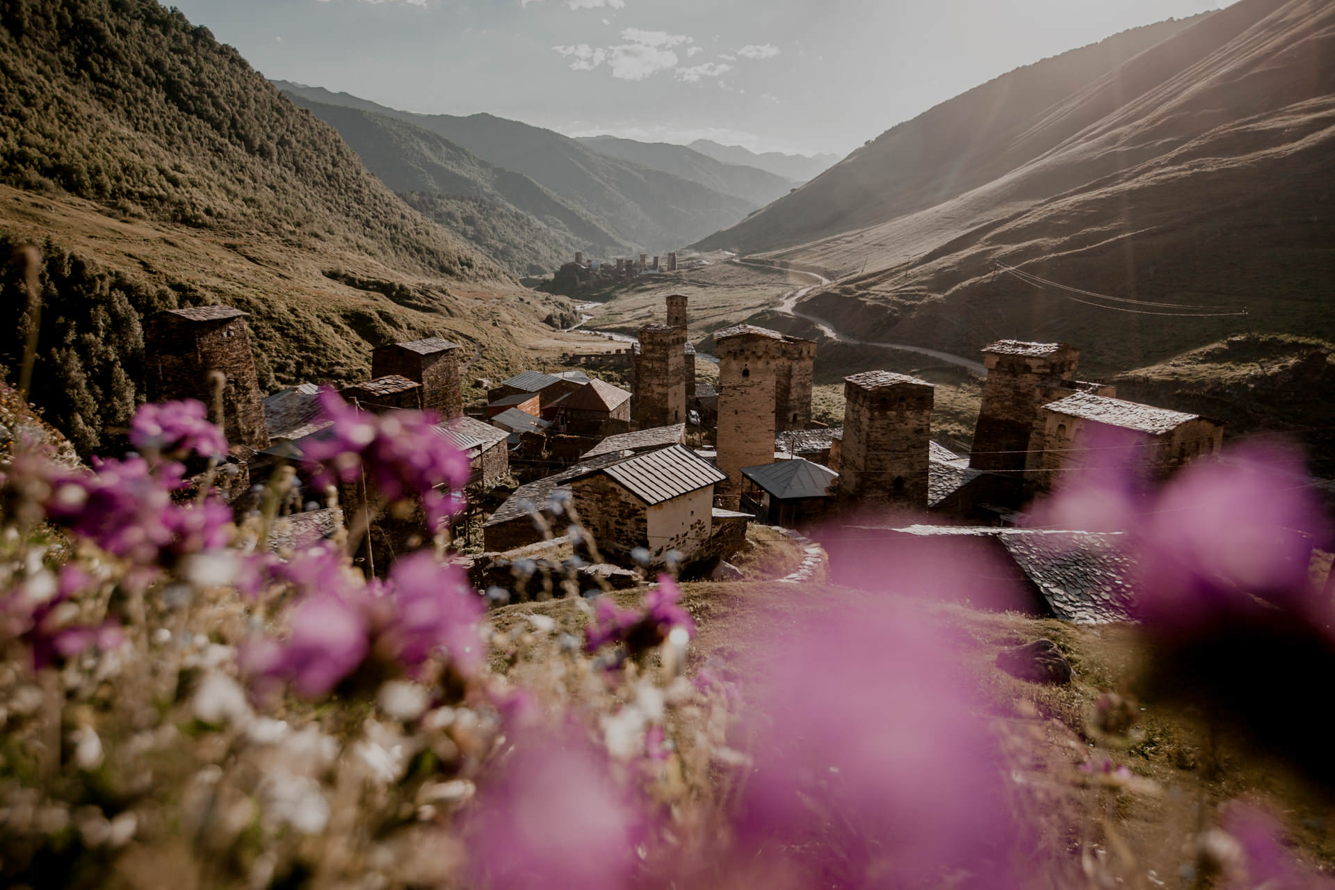 Uszguli - Swanetia