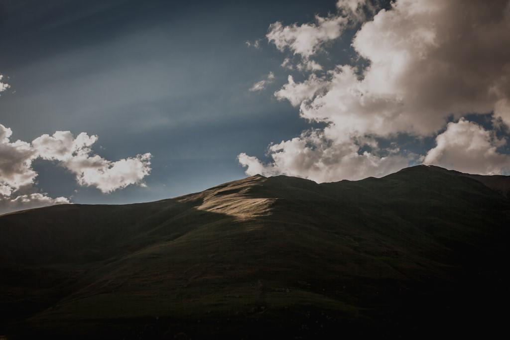 Góry Gruzji. Mestia i Uszguli