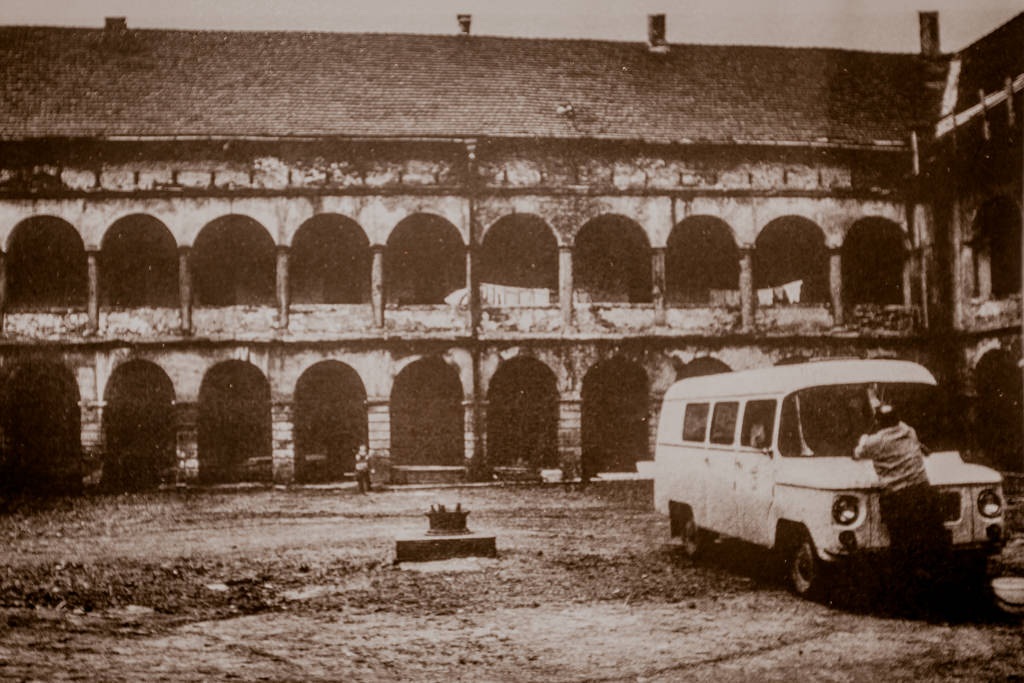 Niepołomice - zamek