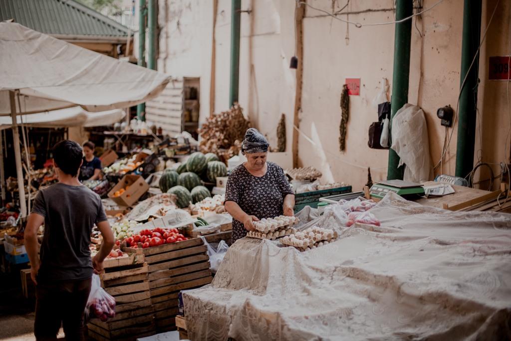 Azerbejdżan - ceny jedzenia