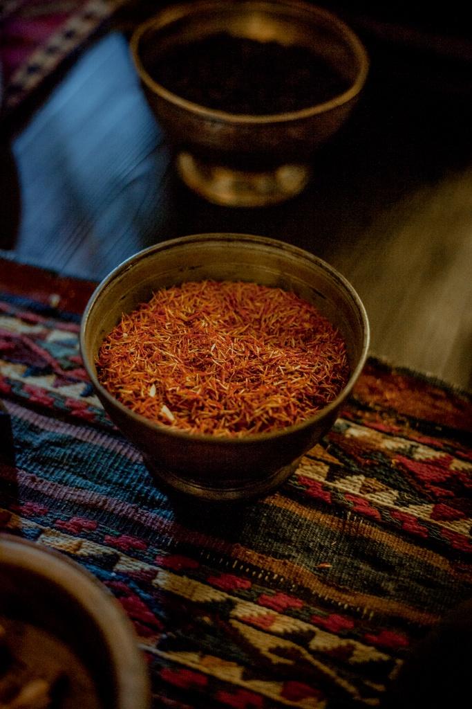 Azerbejdżan - ceny herbaty