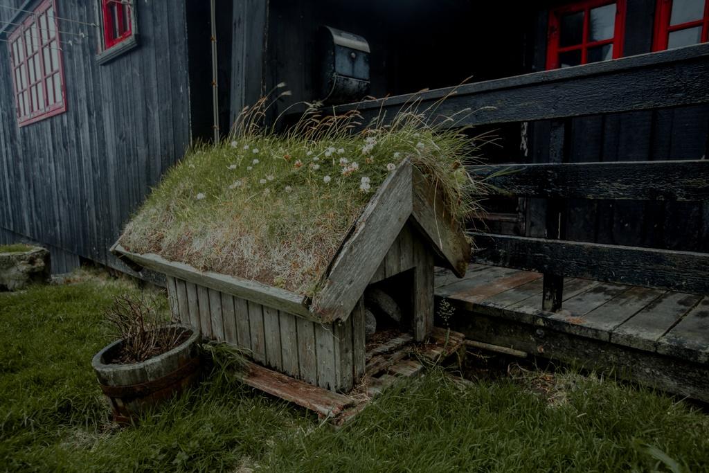Torshavn i Kirkjubour na Wyspach Owczych