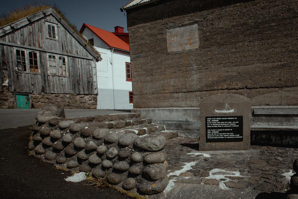 Wyspa Nolsoy, Faroje