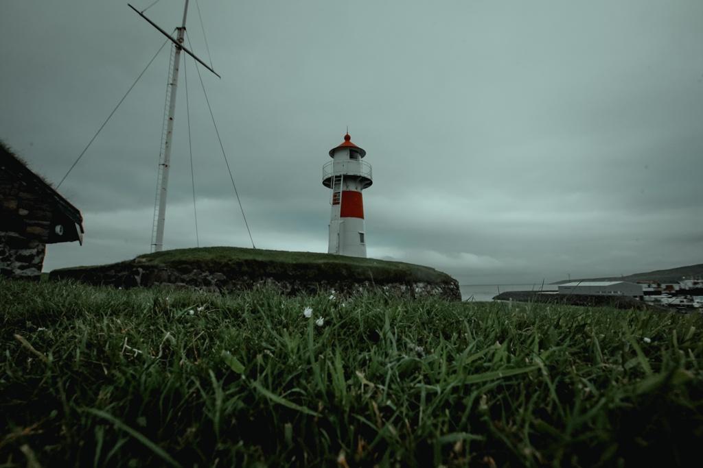 Wyspy Owvze, Torshavn. Ciekawe miejsca