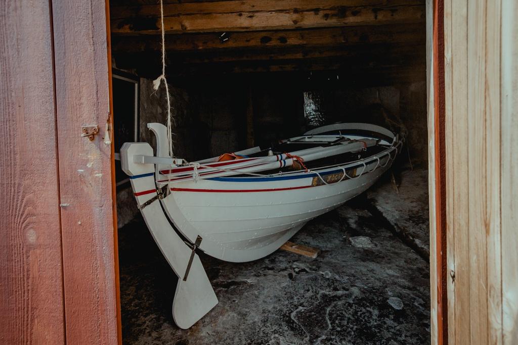 Wyspy Owcze. Torshavn, Nolsoy, Ove Joensen