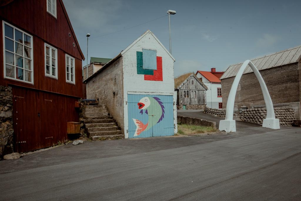 Wyspy Owcze - Torshavn i Nolsoy. Piękne wyspy