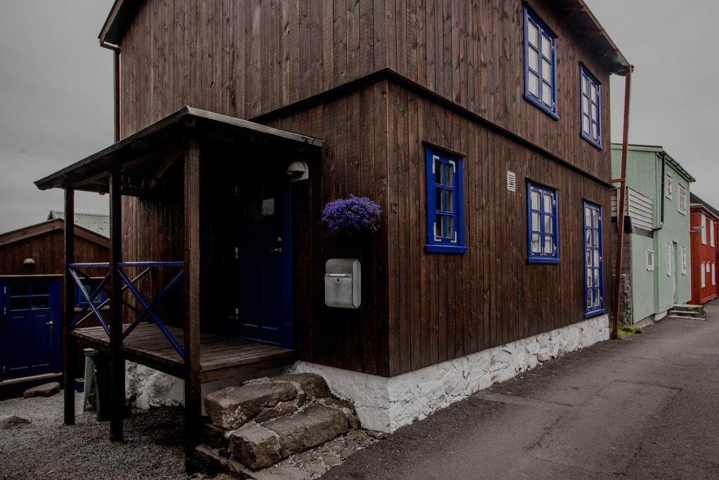 Wyspy Owcze Torshavn