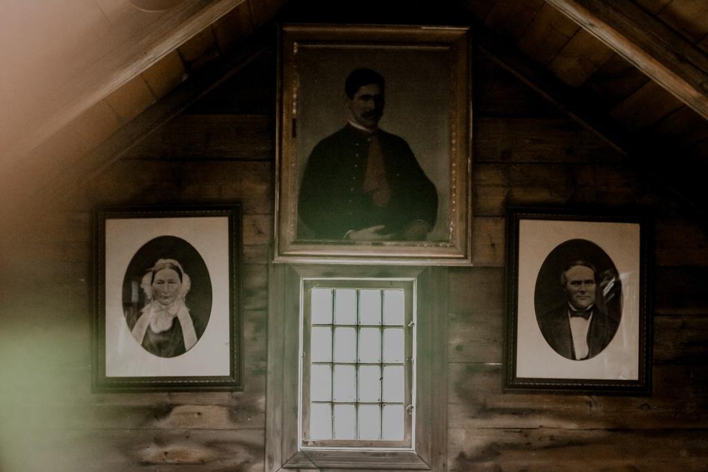 Zachwycające historie, Wyspy Owcze i Kirkjubour - muzeum założone przez Paturssonów