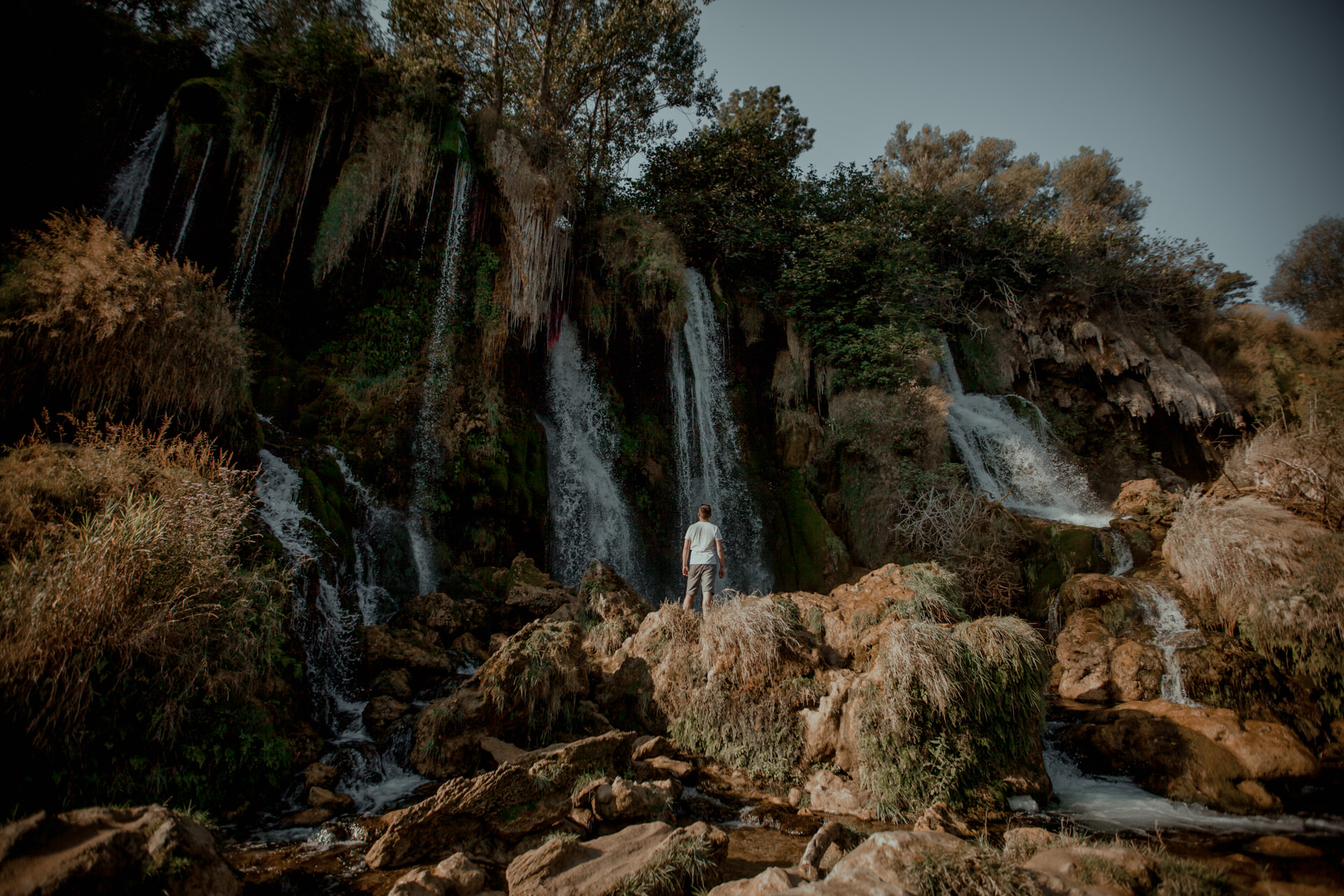Wodospady Kravica. Niezwykłe miejsca w Europie
